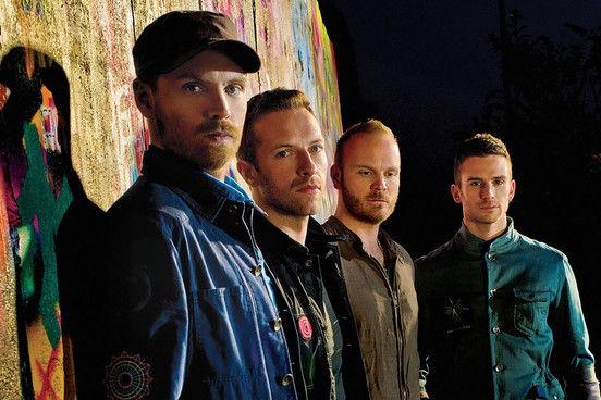 Coldplay Featuring Beyoncé - Hymn For The Weekend